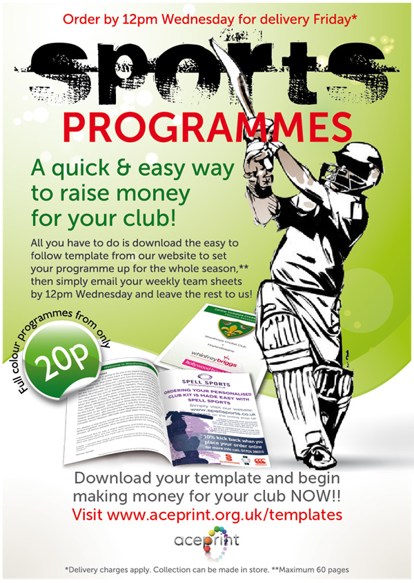 cricket-sports-programmes-printed-full-colour